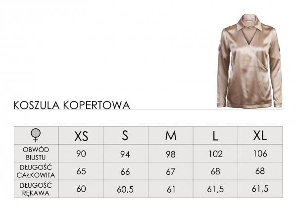 Koszula Kopertowa