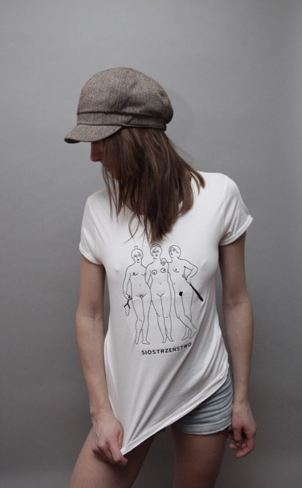 """Femi-Shirt """"Siostrzeństwo"""""""