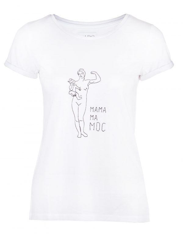 "Femi-Shirt ""Mama Ma Moc"""